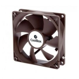 VENTILADOR AUXILIAR COOLBOX 8CM 1600RPM COLOR