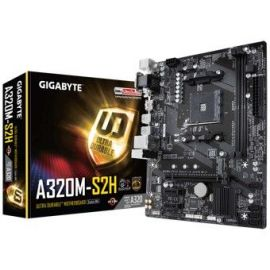 PLACA BASE GIGABYTE AMD A320M-S2H SOCKET