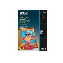 PAPEL FOTO EPSON S042536 A3 GLOSY