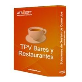 TPV SOFTWARE BARES Y RESTAURANTES ATRISOFT