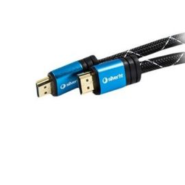 CABLE SILVER HT HIGH END 2 HDMI M/M 1.5M