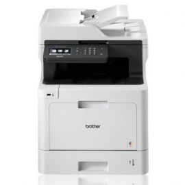 MULTIFUNCION BROTHER LASER COLOR DCPL8410CDW