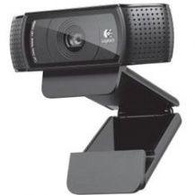 WEBCAM LOGITECH C920 NEGRA FULL HD