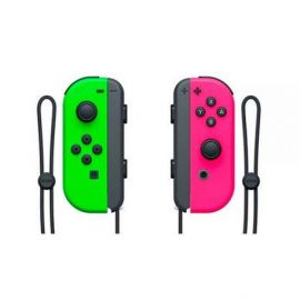 GAMEPAD NINTENDO SWITCH JOY CON VERDE/ROSA