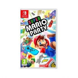 JUEGO NINTENDO SWITCH SUPER MARIO PARTY P/N.- 2524681 2524