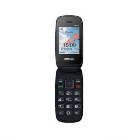 MOVIL MAXCOM COMFORT MM817 ROJO BASE DE CARGA TIPO TAPA/DUA