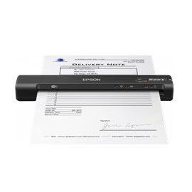 ESCANER PORTATIL EPSON WORKFORCE ES-60W A4