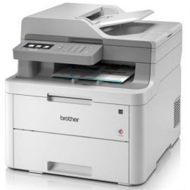 MULTIFUNCION BROTHER LASER COLOR DCP-L3550CDW A4