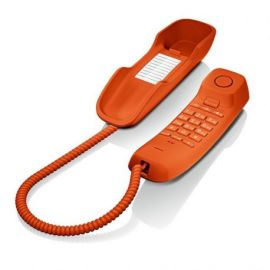 TELEFONO FIJO GIGASET DA210 NARANJA 3