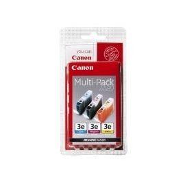 CARTUCHO CANON BCI-3E I6500 S400 S450 MULTIPACK