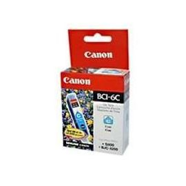 CARTUCHO TINTA CANON BCI 6C CIAN