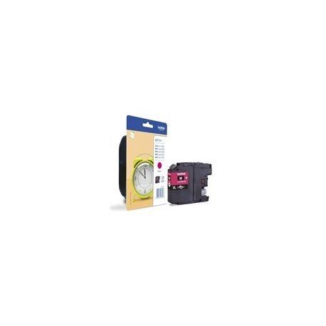 CARTUCHO TINTA BROTHER LC125XLCBP MAGENTA 1200