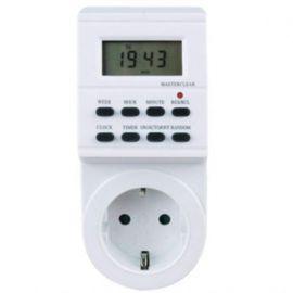 PROGRAMADOR ELECTRICIDAD SILVER SANZ 49401 DIGITAL
