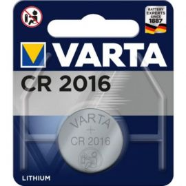 VARTA PILA BOTON LITIO CR2016