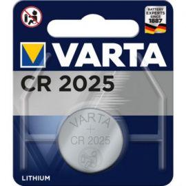 BLISTER VARTA PILA BOTON LITIO CR2025
