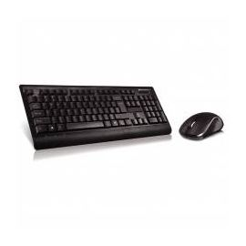 COMBO TECLADO QWERTY ESPAÑOL WIRELESS INALAMBRICO