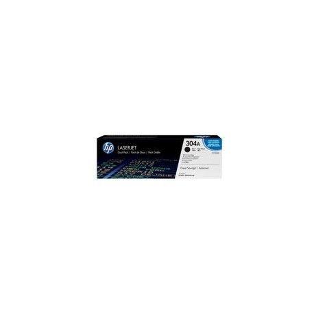 TONER LASERJET HP 304A CC530AD NEGRO 2 UND