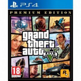 JUEGO PS4 - GRAND THEFT AUTO
