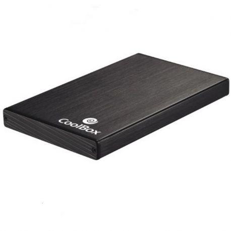 "CAJA EXTERNA DISCO DURO SSD 2.5"" USB 2.0"