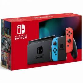 CONSOLA NINTENDO SWITCH MANDO COLOR AZUL