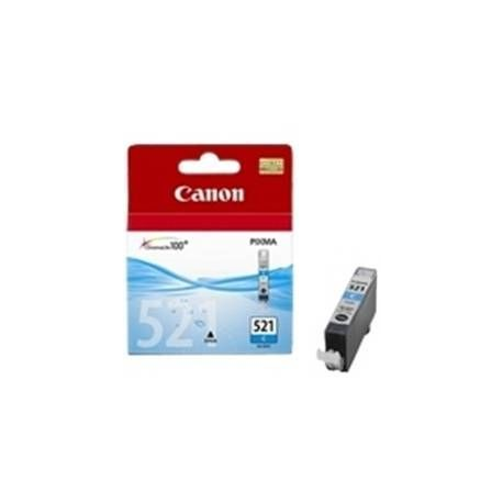 CARTUCHO TINTA CANON CLI 521C CIAN