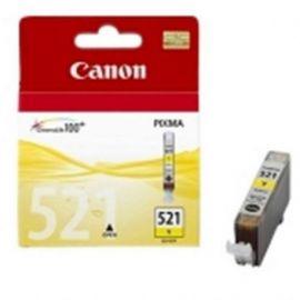 CARTUCHO TINTA CANON CLI 521 AMARILLO