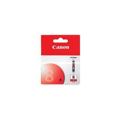 CARTUCHO TINTA CANON CLI-8R ROJA 13