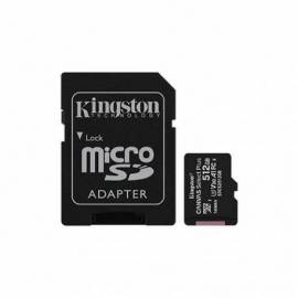 TARJETA DE MEMORIA MICRO SDXC KINGSTON 512GB + ADAPT