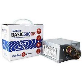 FUENTE DE ALIMENTACION COOLBOX ATX BASIC 500GR