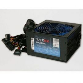 FUENTE DE ALIMENTACION COOLBOX POWERLINE BLACK 500W