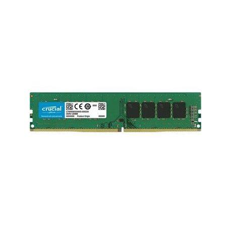 MODULO MEMORIA RAM DDR4 4GB 2400 CRUCIAL