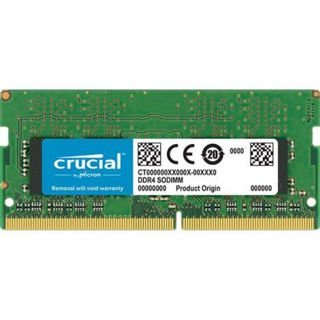 MODULO MEMORIA RAM S/O DDR4 4GB PC4 CRUCIAL