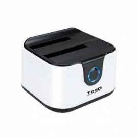 DOCKING STATION TOOQ HD 2.5/3.5 SATA A USB 3.0