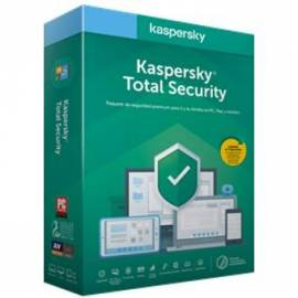 ANTIVIRUS KASPERSKY TOTAL SECURITY 2020 5 LICENCIAS 1AÑO