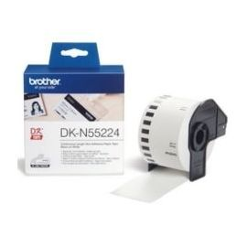 ETIQUETAS CINTA CONTINUA BROTHER DKN55224 PAPEL