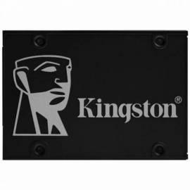 """SSD INTERNO 2.5"""" KINGSTON KC600 SATA3 DE 256GB"""