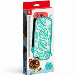 KIT ACCESORIOS NINTENDO SWITCH ED.ANIMAL CROSSING P/N:1000