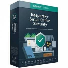 ANTIVIRUS KASPERSKY SMALL OFFICE SEGURITY 5 LICENCIA