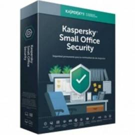 ANTIVIRUS KASPERSKY SMALL OFFICE SEGURITY 10 LICENCIA