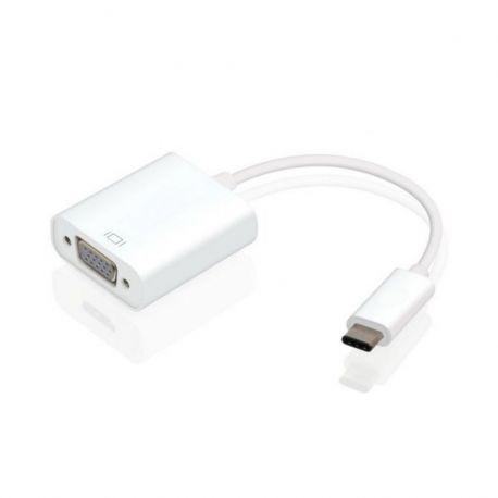 ADAPTADOR GRAFICO EWENT USB TIPO C