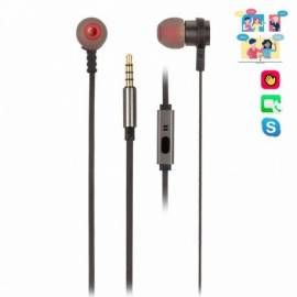 AURICULARES METALICOS NGS CROSSRALLY GRAPHITE TECNOLOGIA