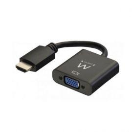 ADAPTADOR GRAFICO EWENT HDMI A VGA