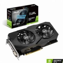TARJETA GRAFICA ASUS NVIDIA DUAL GTX1660 6GB