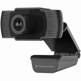 WEBCAM CONCEPTRONIC FHD AMDIS 1080P USB
