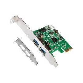 TARJETA PCI EXPRESS 2 PUERTOS USB PERFIL BAJO L-LINK