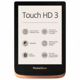 "POCKETBOOK TOUCH HD3 EREADER 6"" 16GB"
