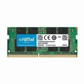 MODULO MEMORIA RAM S/O DDR4 16GB PC4 CRUCIAL