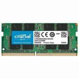 MODULO MEMORIA RAM S/O DDR4 8GB PC4 CRUCIAL