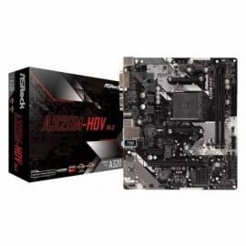 PLACA BASE ASROCK AMD AM4 A320M