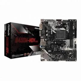PLACA BASE ASROCK AMD AM4 B450M